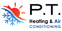 P.T. Heating and Air conditioning