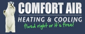 Comfort Air Heating and Cooling