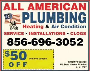 All American plumbing hvac