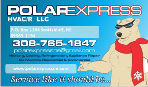 Polar Express HVAC/R LLC