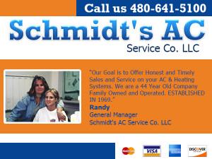 Schmidt's AC Service Co. LLC