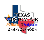 Custom Air A/C, Heating and Refrigeration