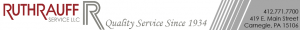 Ruthrauff Service, LLC
