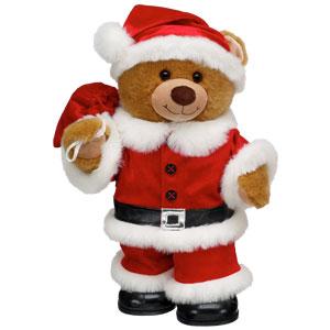 build-a-bear-santa