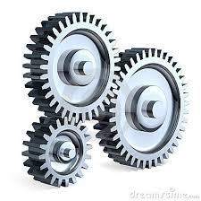 Image result for pulleys and gears