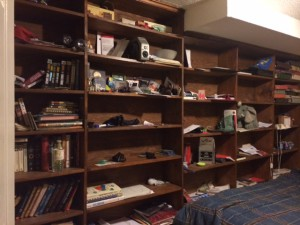 Esai bookshelf