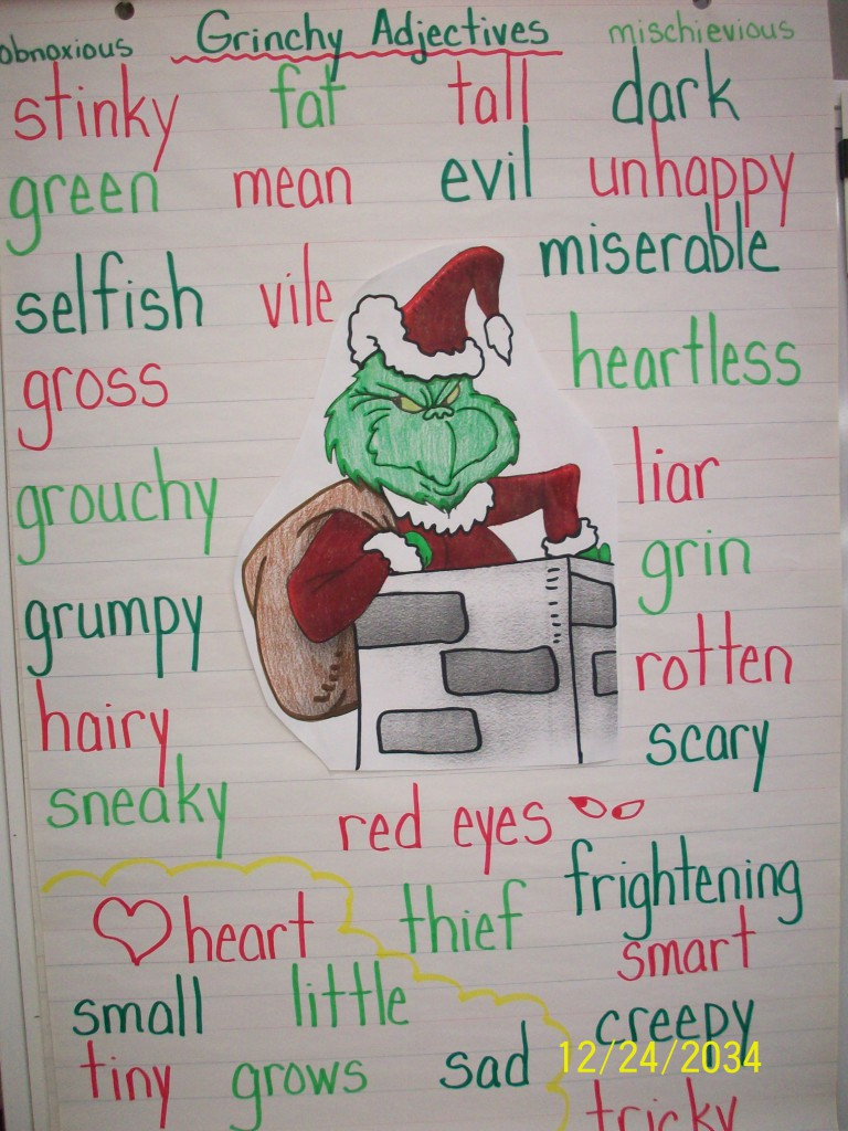 How The Grinch Stole Christmas | Mrs. DiDonato's Grade 1/2 Class