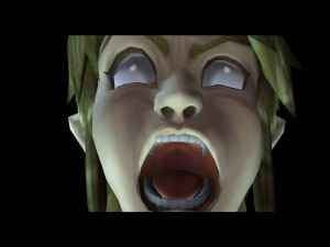 Crazy Link. Photo from: http://www.gamefaqs.com/gamecube/920769-the-legend-of-zelda-twilight-princess/images/screen-29