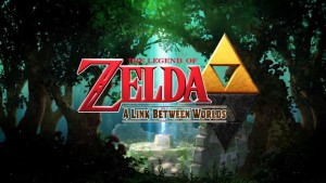 A Link Between Worlds' logo. Photo from: http://www.hardcoregamer.com/2013/12/01/review-the-legend-of-zelda-a-link-between-worlds/64225/