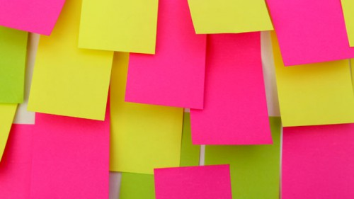 Great Ways to Use Post-its