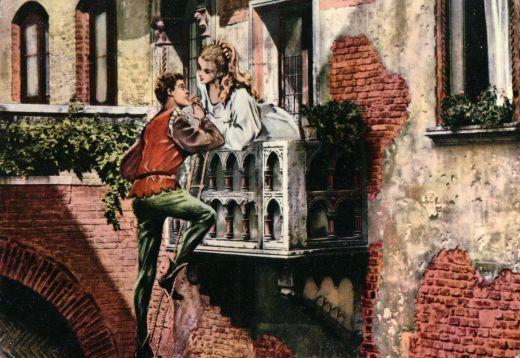 Romeo And Juliet 1968 Balcony Scene Full - Image Balcony ... |Romeo And Juliet 1968 Balcony