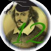 Shakespear badge 12 blur