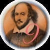 Shakespear badge 9 blur