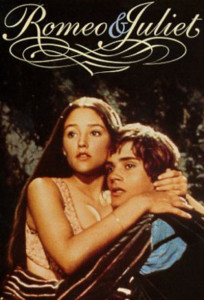 Romeo and Juliet 1968 cover