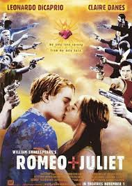 Romeo and Juliet 1996 cover