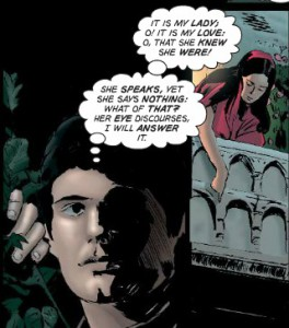 Romeo and Juliet Graphic Novel photo 1
