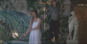Romeo hiding in the 1996 movie