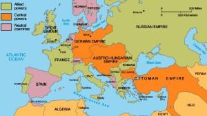 [11] Ottomon Empire During the First World War