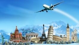 [2] Traveling Around the World