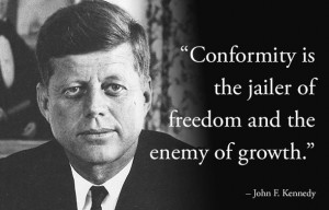 conformity quote