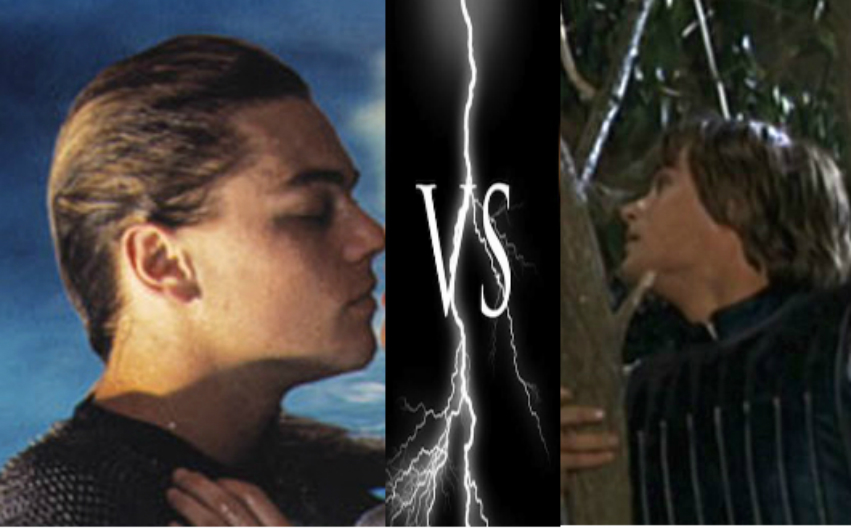 a comparison of shakespeares and zefferellis version of romeo and juliet Comparing the luhrmann and zeffirelli versions of romeo and juliet romeo and juliet is a play by shakespeare written in the sixteen.