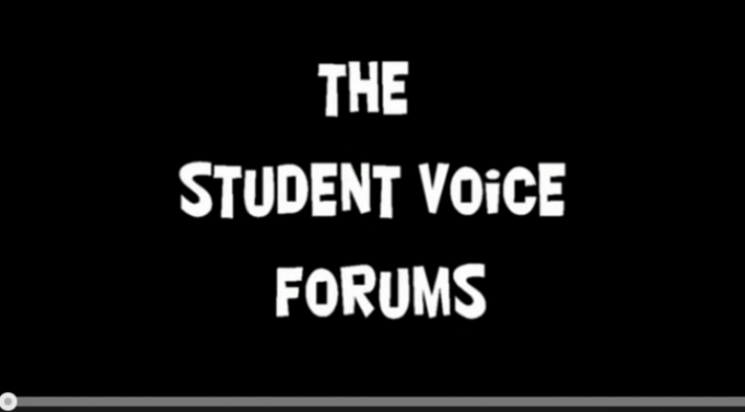 The Student Voice Experience