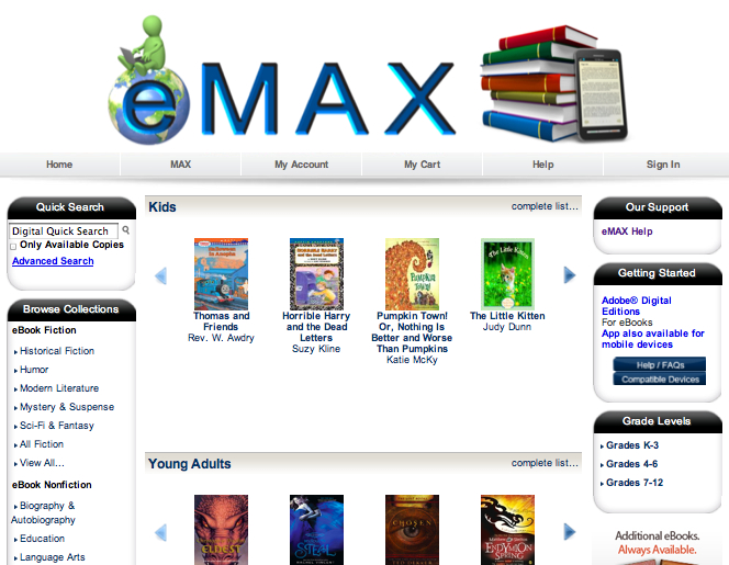 eMax is live! – Learning