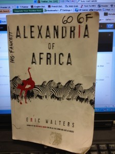 Alexandria of Africa cover