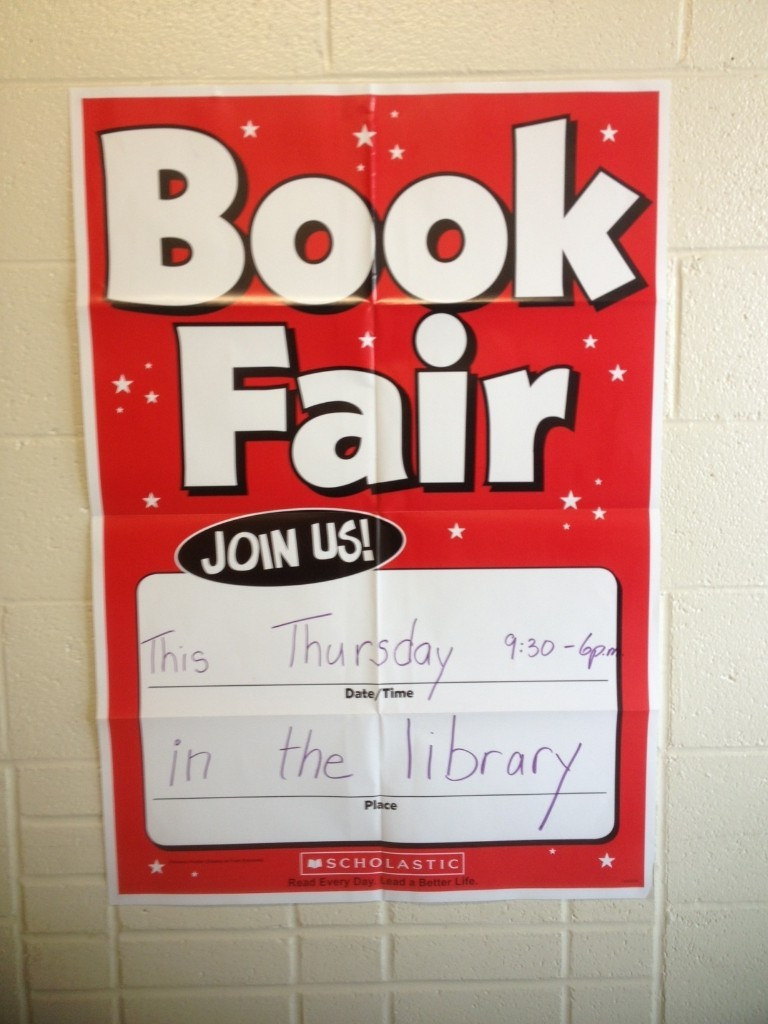 Book Fair on March28