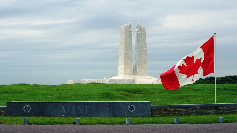 importance of vimy ridge