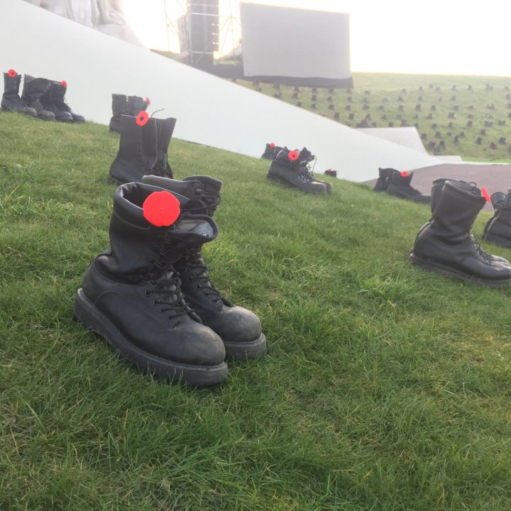 Vimy Boots