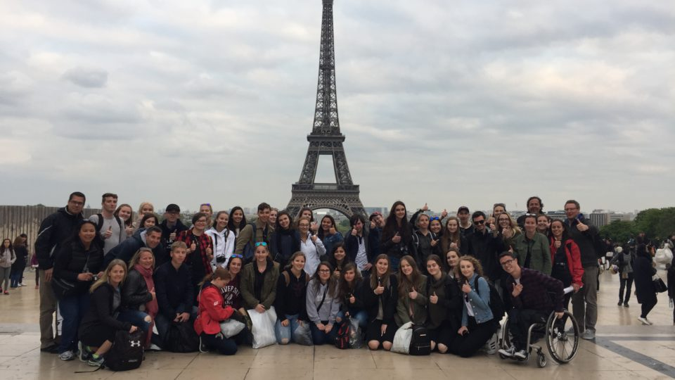 Sherwood at Eiffel Tower