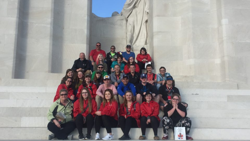 SWC Bulldogs at Vimy