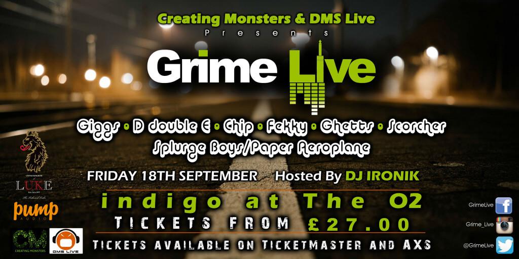 Grime Live