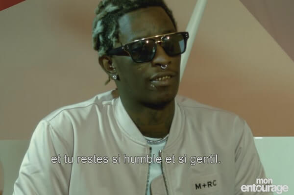 Young Thug Talks Mixtapes With Fetty Wap, Post Malone and