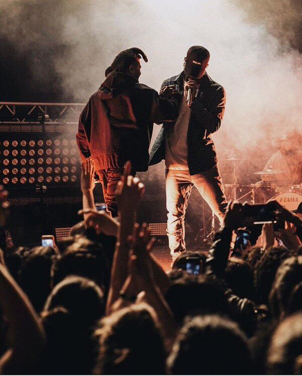 Bryson tiller and the weeknd