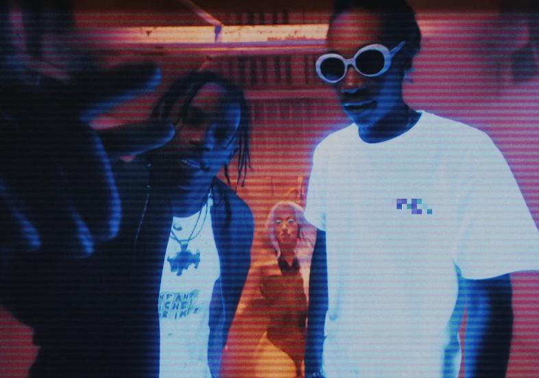 "Wiz Khalifa f/ Travis Scott ""Bake Sale"" Video | HWING"