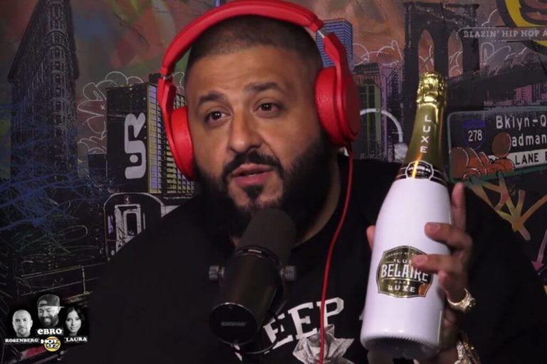Watch DJ Khaled's New Hot 97 Interview