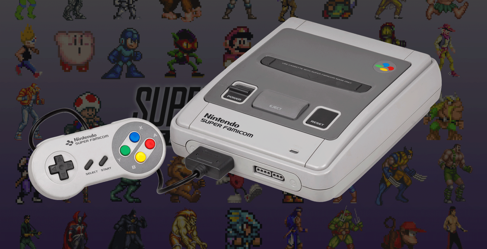 Nintendo To Release \'SNES Classic Edition\' Christmas 2017 | HWING