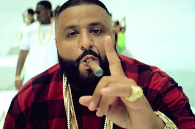 "DJ Khaled's ""I'm The One"" Debuts No. 1 On Billboard's Hot"