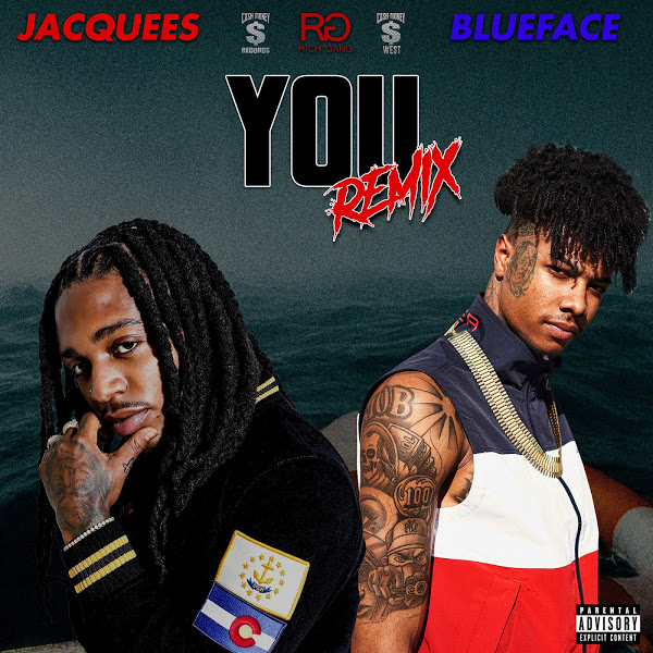 Jacquees — You (Remix) Feat  Blueface [New Song] | HWING