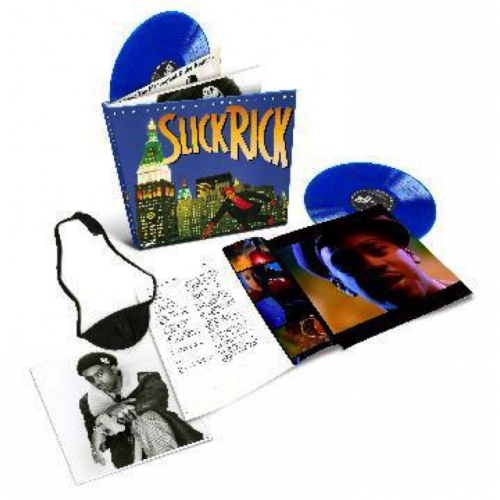 Slick Rick Celebrates The 30th Anniversary Edition Of The