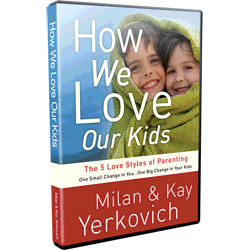 How We Love Our Kids Seminar (DVD)