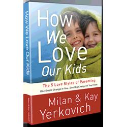 How We Love Our Kids Seminar (DVD)