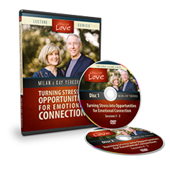Turning Stress into Opportunities for Emotional Connection (3 Hour DVD)