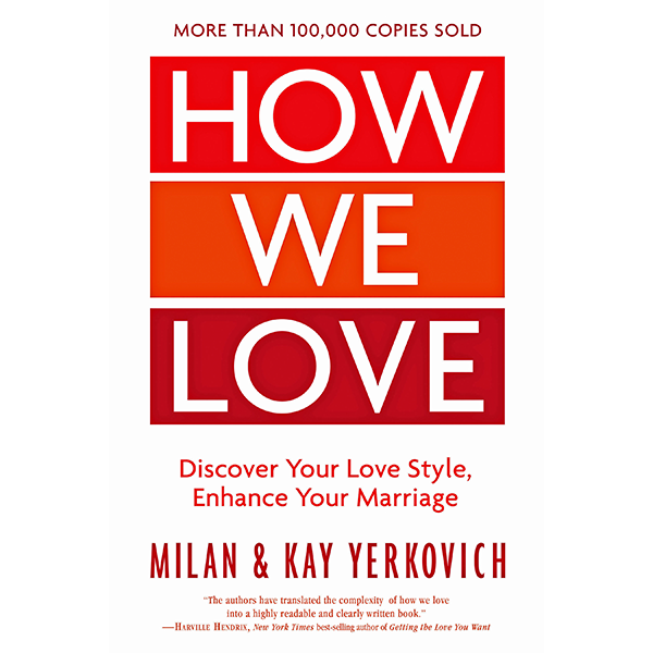 How We Love (Book)