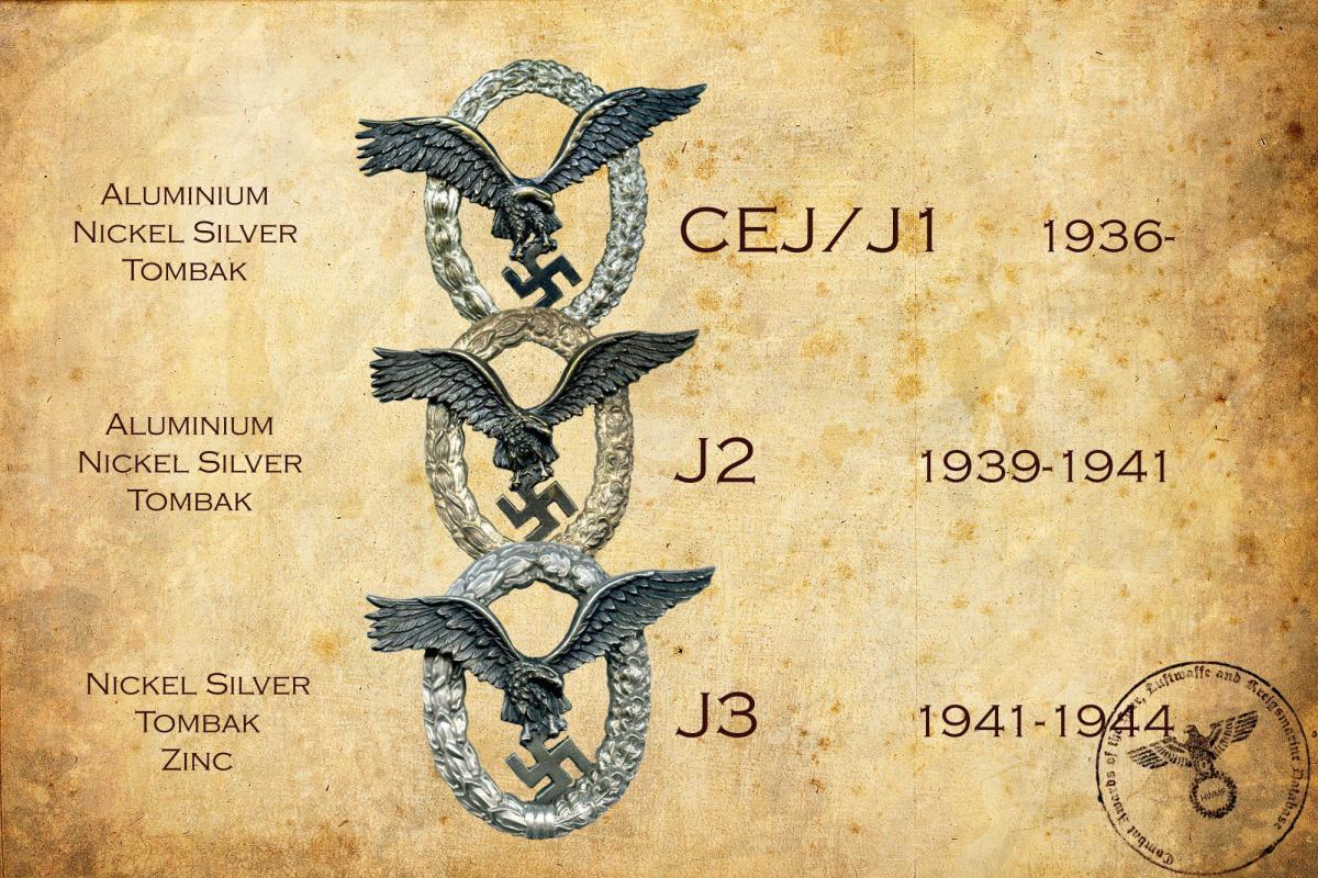 Badge pilote en écrin Post-94-0-89261500-1359484800