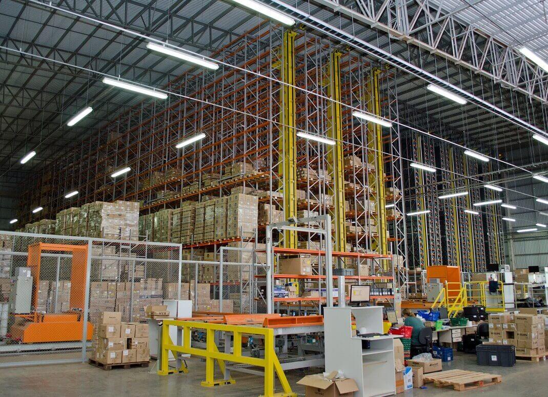 Foto da estrutura do grupo Hayamax. AEROCOOL faz parte desse grupo empresarial com 50 anos de experiência no mercado.