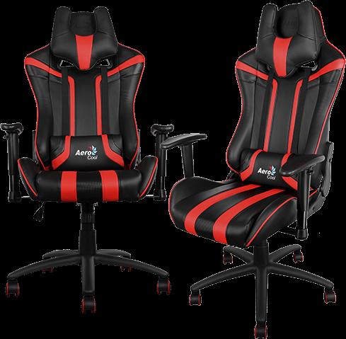 Cadeiras Gamer Aerocool