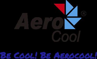 Logo Aerocool - Be Cool! Be Aerocool